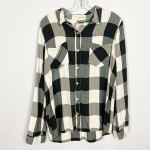 Authentic American heritage plaid button down